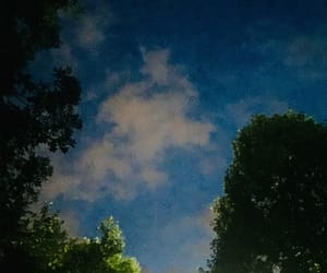 blue, cloud, and green image