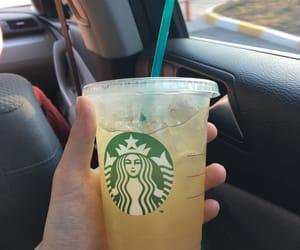 coffee, colour, and ice tea image