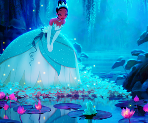 blue, claw, and tiana image