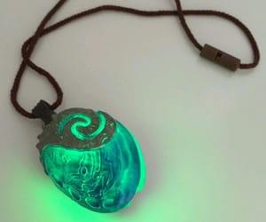 moana, disney, and necklace image