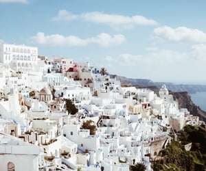 adventure, cities, and Greece image