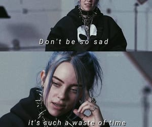 billie eilish and quotes image