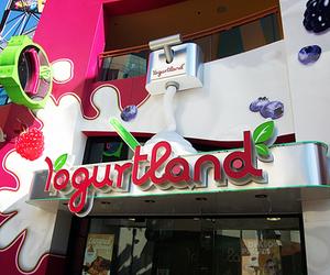 yogurtland, photography, and yogurt image