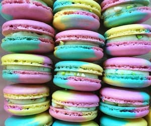 colors, Cookies, and delicious image