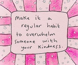 kindness and pink image