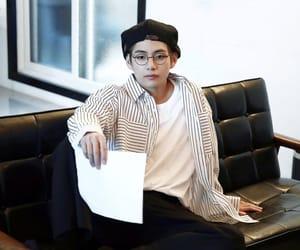 v, jungkook, and taehyung image