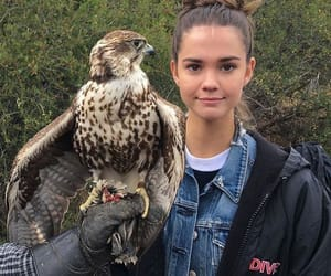 maia mitchell, maia, and the fosters image