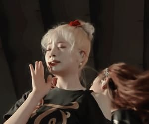 gif, jihyo, and nayeon image