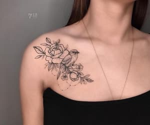 cool, flower, and life image