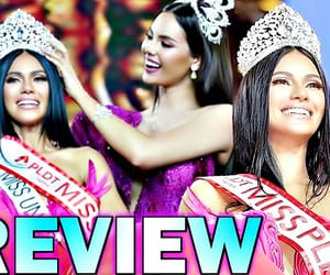 gazini ganados, miss filipinas 2019, and miss philippines 2019 image