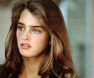 brooke shields, pretty, and vintage image