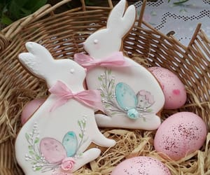 bunnies, easter, and ХВ image