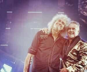 roger taylor and brian may image