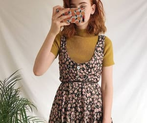 artsy, clothes, and dress image