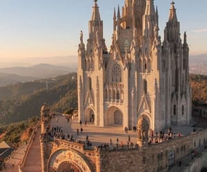 travel, spain, and adventure image
