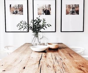 dining, minimalism, and home image