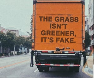quotes and grass image