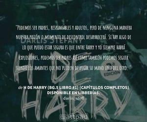 h de harry, saga bg.5, and karry image