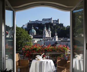 austria, balcony, and awesome image