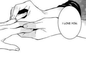 รูปภาพ love, manga, and anime