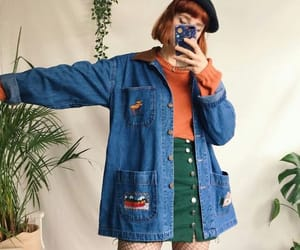 artsy, clothes, and fashion image