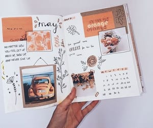 journal and journaling image
