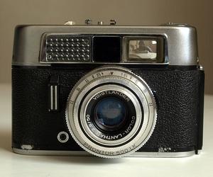 camera, old camera, and camara antigua image