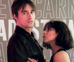 gif, reeve carney, and hadestown image