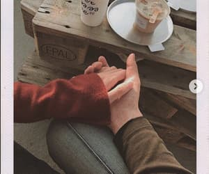 couple, fingers, and hand image
