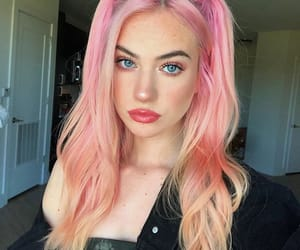 aesthetic, colors, and hairstyle image