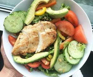 aesthetic, healthy food, and food image