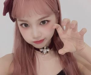 izone, kpop, and chaewon image