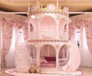 bedroom, bespoke, and castle image