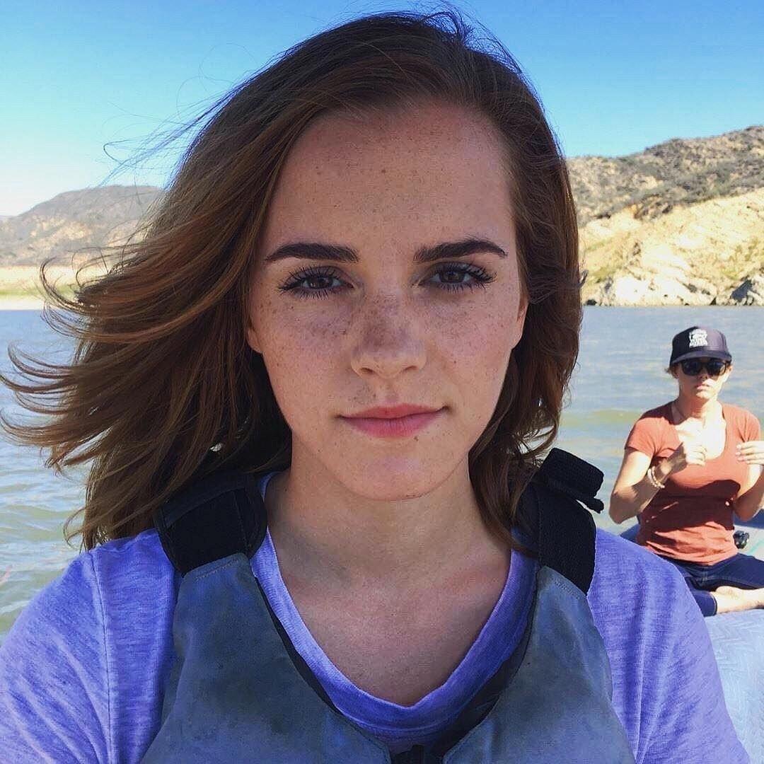 Emma Watson Instagram Following