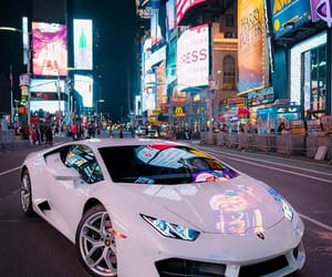 car, Lamborghini, and luxury image