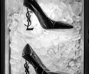 heels, photography, and YSL image