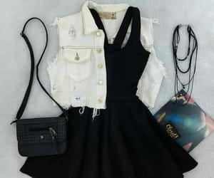 fashion, clothing, and look image