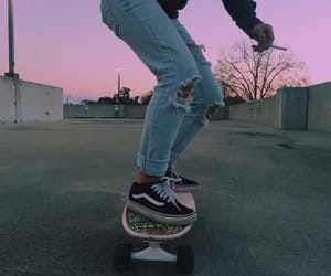 tumblr, aesthetic, and vans image