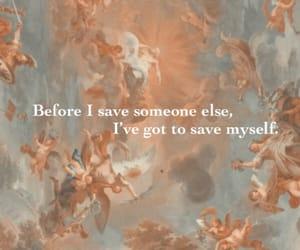 angels, Lyrics, and wallpaper image