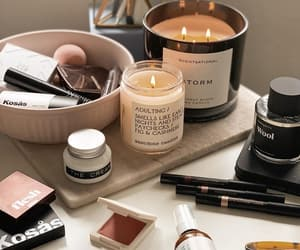beauty, candles, and goals image