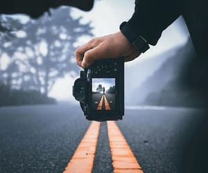 photography, camera, and road image