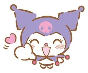 kawaii, cute, and kuromi image
