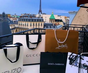shopping, gucci, and Kenzo image