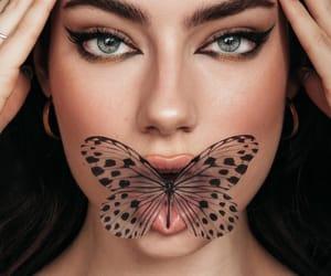 black, lips, and envywear image