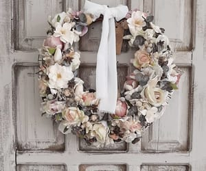bouquets, bridal, and flowers image