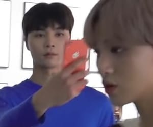 johnny, kpop, and meme image