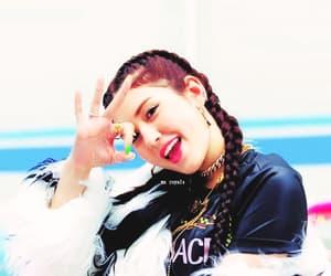 bp, somi, and JYP image
