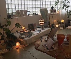 plants, interior, and interior design image