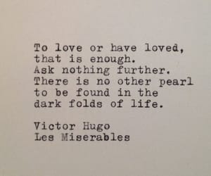 les miserables, quotes, and love image