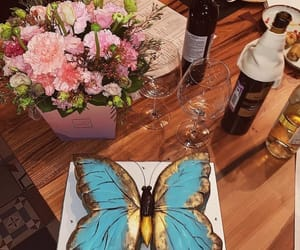 beautiful, birthday, and butterfly image
